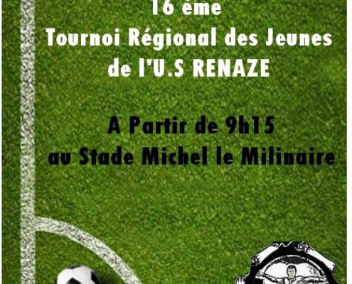 Tournois US Renazé