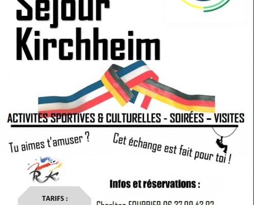 Séjour Kirchheim