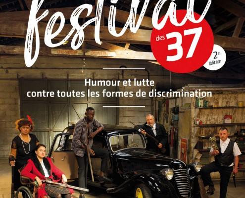 Festival des 37 - Affiche A3